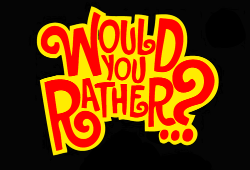 wouldyourather